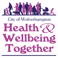 Logo for Health and Wellbeing Together